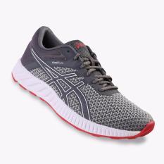 Asics Fuzex Lyte 2 Women's Running Shoes - Standard Wide - Abu-abu
