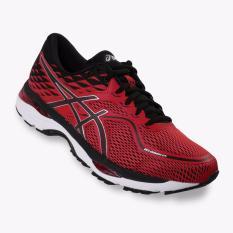 Asics Gel-Cumulus 19 Men's Running Shoes - Standard Wide - Merah