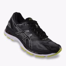 Asics Gel-Nimbus 19 Men's Running Shoes - Standard Wide - Hitam
