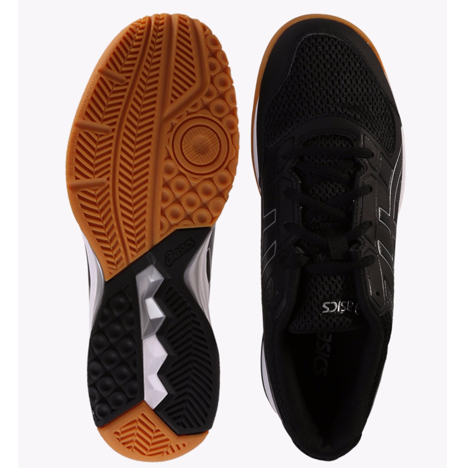 Price Checker Asics Gel-Rocket 8 Men s Court Shoes - Hitam Harga ... 489ae6fa43