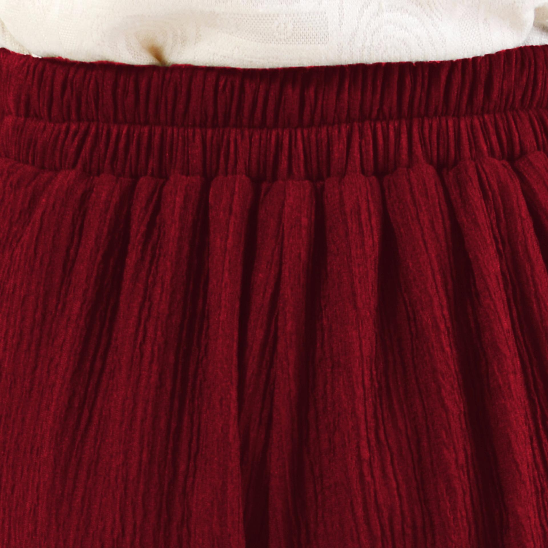 Ayako Fashion Cullote Pants Pixie - Celana Kulot Wanita Pixie - (Red) ...