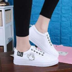 azkashoes Sepatu Kets Wanita Sneaker HI