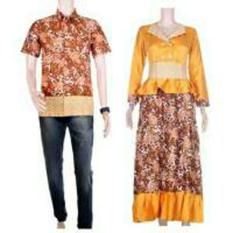 Baju Batik | Kemeja Batik | Sarimbit Batik Couple Gamis Permana