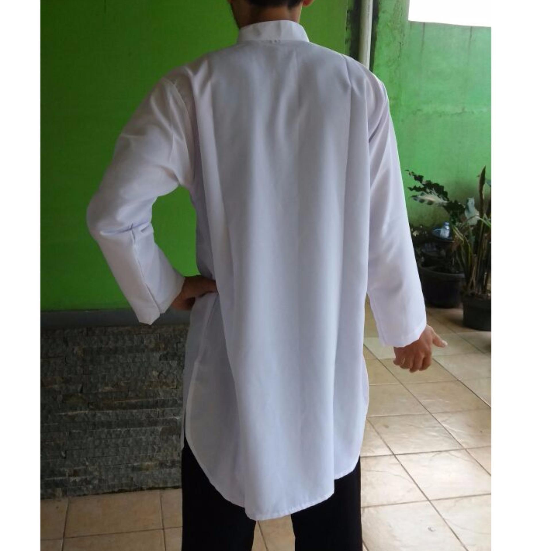 Periksa Peringkat Baju Gamis Putih Polos Gamis Pria Gamis Pakistan