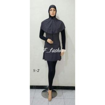 Harga Baju Renang Muslimah Dewasa Baju Renang Wanita Dewasa Online