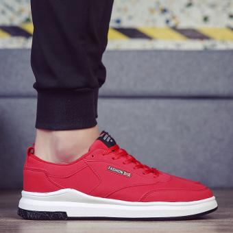 Update Harga baru sepatu sepatu pria (Merah) IDR380,400.00  di Lazada ID