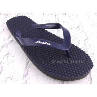 Gambar Bata Sandal Pria Keren 872 9231 Biru
