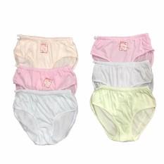 BAYIE - Celana Dalam Hamil isi 6 pcs Maternity Pant/CD Ibu Hamil
