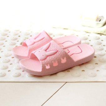 Best Bunny Sandal anti licin Pink 2 ...