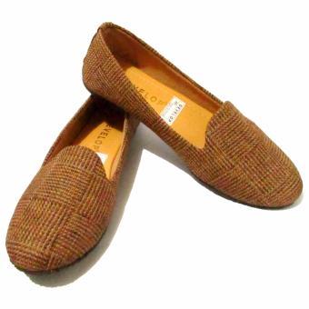 Binev Sepatu Slip On Wanita Develop 001 - Tan