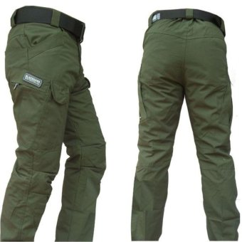 Blackhawk Celana Tactical Panjang- Hijau Army