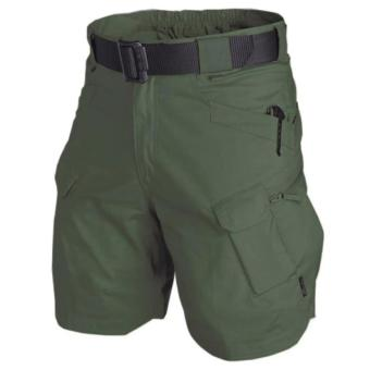 Blackhawk-Celana Tactical Pendek PDL Kargo ShortPants [HIJAU]
