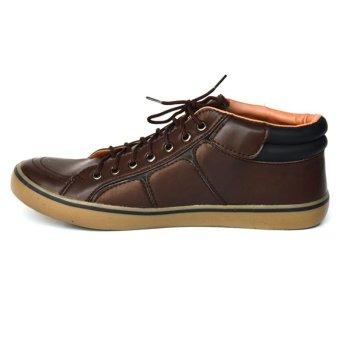 Sepatu Slop Pria - Slip On Casual - BLACKMASTER. Source · Blackmaster Geox  - Cokelat 09afd680c7