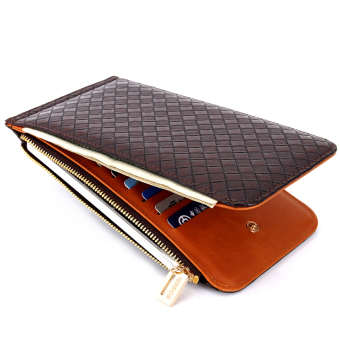 ... Kulit Model Vertikal Warna Biru. Wallets Bogesi Lazada co id Source · BOGESI PU fashion wanita dompet Pemegang Kartu dengan coin bag kopi