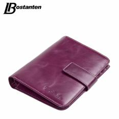 Rp 223.200. BOSTANTEN Genuine Leather Women Wallets High Quality ...
