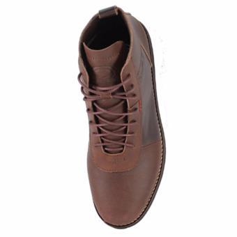 Bradley s pria November 2017 di Indonesia Priceprice.com Bradley s. Brodo  Sepatu Boots Kulit Sepatu Pria Dan Wanita Bradleys Brodo Erudite Kulit Asli  Hitam. a8caa56c73