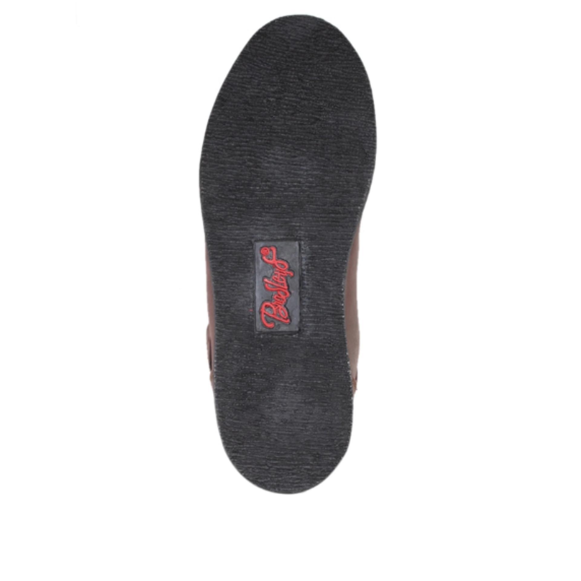Brodo Sepatu Boots Kulit Pria Dan Wanita Bradleys Brodo EruditeKulit Asli -  Coklat ... 1602b2b9ff