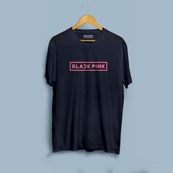 Gambar Brother Store Kaos Distro KPOP BLACK PINK PINK Nevy Premium