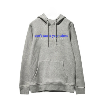 Cari Bandingkan BTS bulu anti peluru ayat yang sama berkerudung sweater (Abu -abu bulu