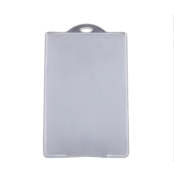 Buytra 5X Waterproof Travel Passport Card Holder Frosted Pouch ID Case Bus Pass Case White