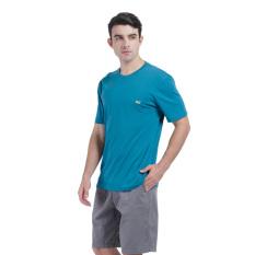 Carvil Bio Men's T-shirt - Green Tosca