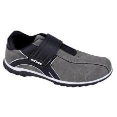 Catenzo Sd 028 Sepatu Pria Sneaker/Slip On-Sintetis-Tpr Outsole-Keren