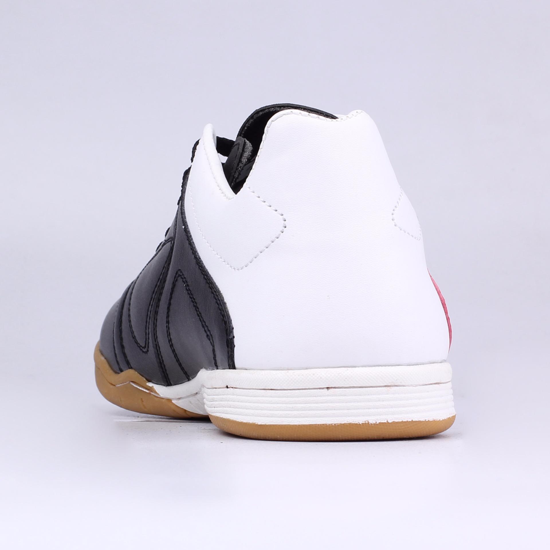 Terbaik Murah Catenzo Sport Shoes Sepatu Futsal Pria Ns 093 High Super Black White