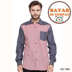 369 Kemeja Ralos Maroon Models And Prices Indonesia Best Deals Source · Rp 129 500