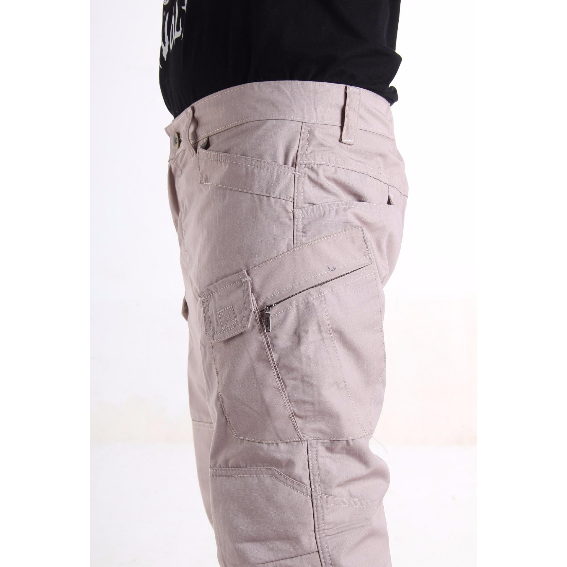 Celana Cargo Panjang PDL [cream/khaki] Tactical BlackHawk Best Seller ...