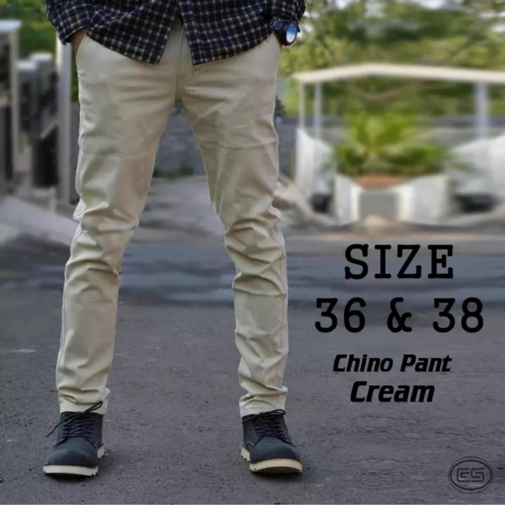 Celana Chino Big Size Celana Pria Celana Kerja Celana Panjang