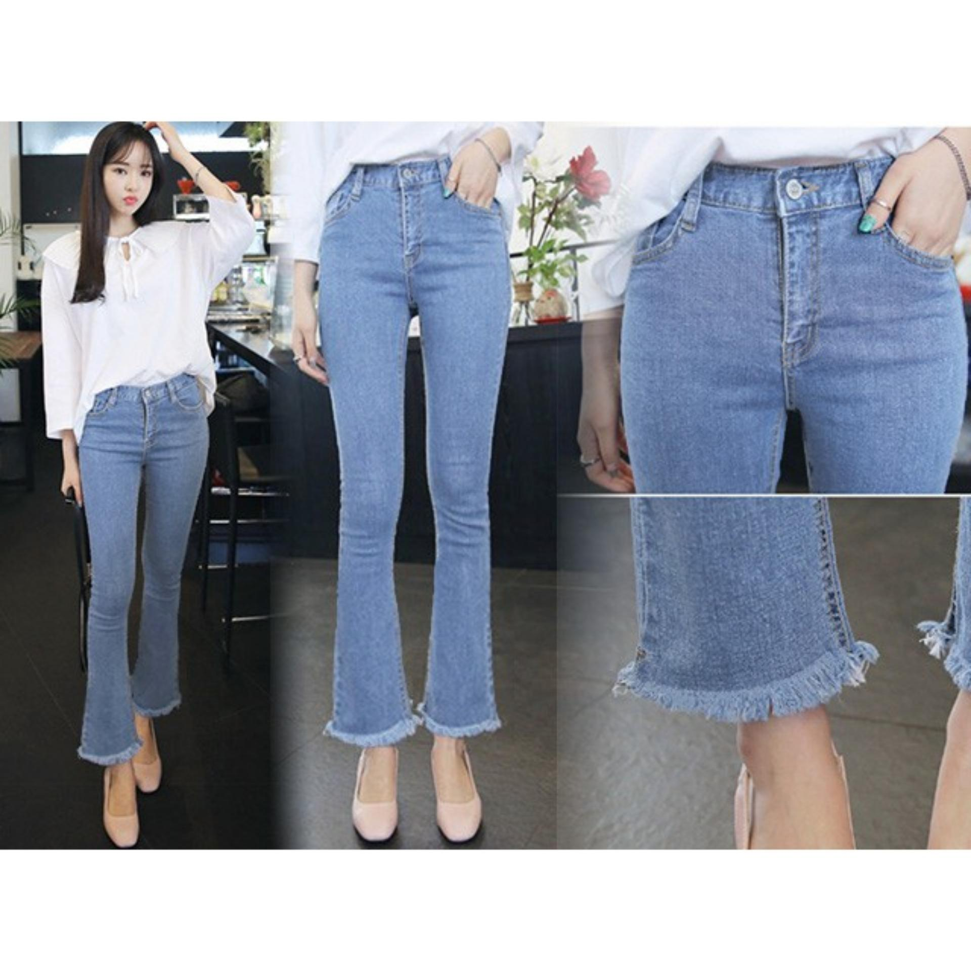 Celana Jeans CUTBRAY High Quality Biru Telor Asin