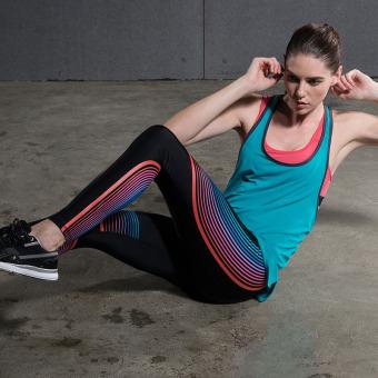 Tokohjo Harga Celana Legging Olahraga Wanita Baru Yang Elastis Dan Cepat Kering Untuk Yoga Fitnes Online Murah
