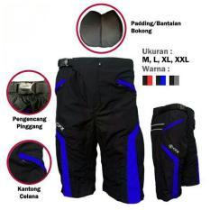 celana padding pendek sepeda pria terlaris