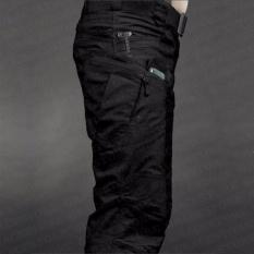 Celana Panjang Blackhawk Hitam - Celana Tactical - Celana Outdoor - Celana Hunting - Army - Police Pants