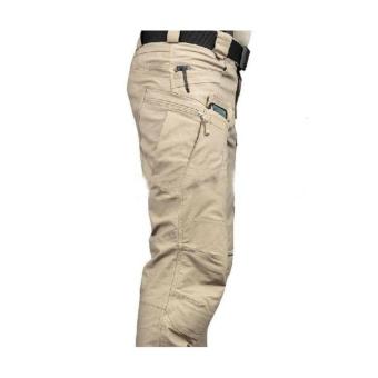 Celana Panjang Tactical Army Blackhawk Cream Muda - 2 .