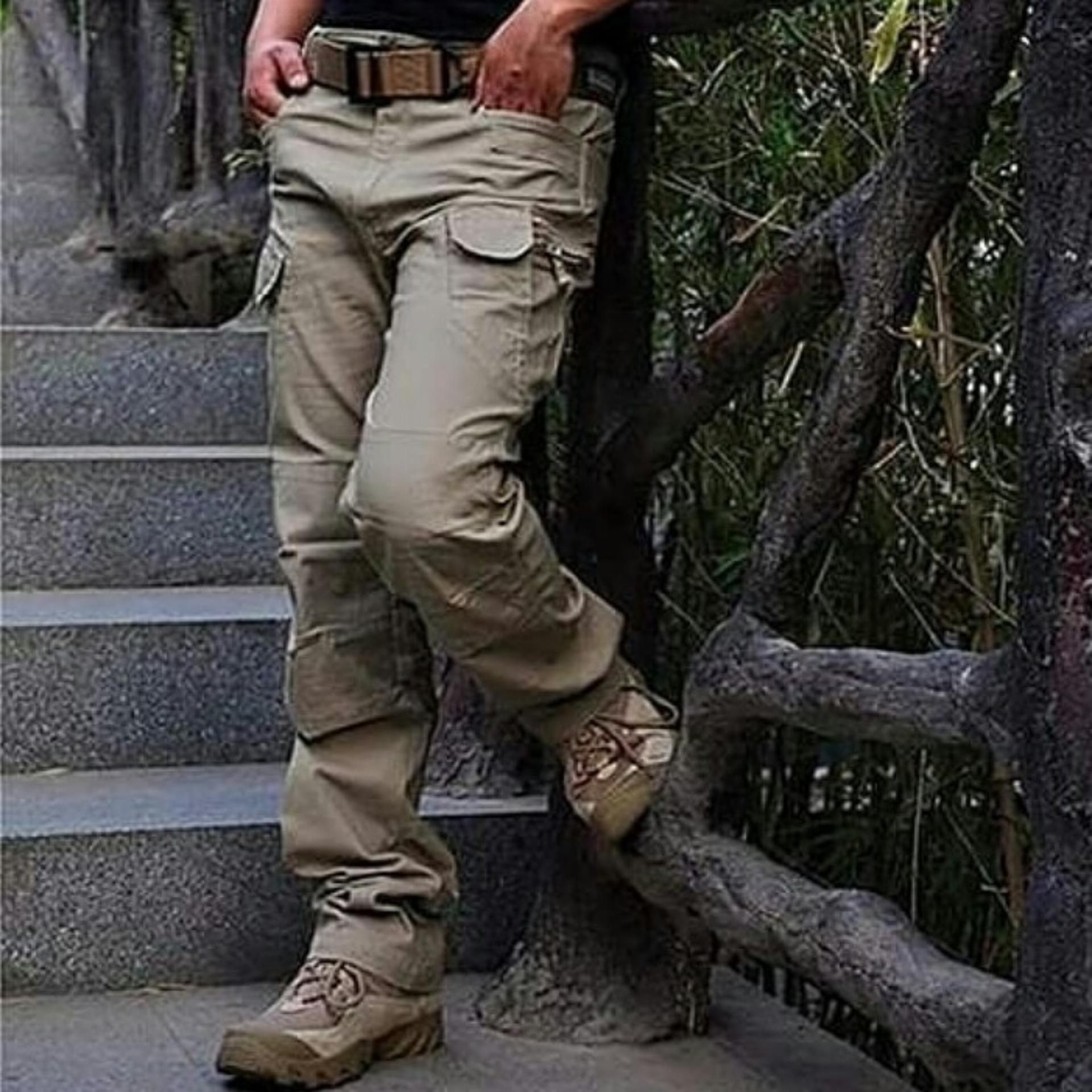 Murah Celana Panjang Kargo Warna Krem Model Blackhawk Tactical Source · CELANA TACTICAL BLACKHAWK CELANA TACTICAL BLACKHAWK