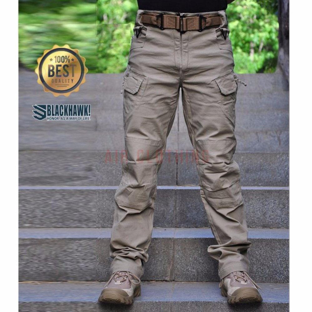 Celana Tactical Blackhawk Cream