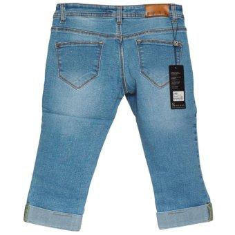 Ckey Celana Jeans Wanita 7/8 Nanggung Original 106 - 5