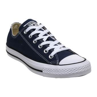 BELI SEKARANG Converse Chuck Taylor All Star Ox Canvas Low Cut Sneakers - Navy Klik di sini !!!