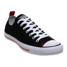 Converse Chuck Taylor All Star Speciality Low Top Sepatu Sneakers - Black/Red