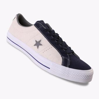 Converse One Star Pro Ox Men's Sneakers - Abu-abu