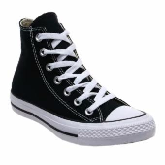 Conversee Chuck Taylor All Star Ox Canvas High Cut Sneaker - Black