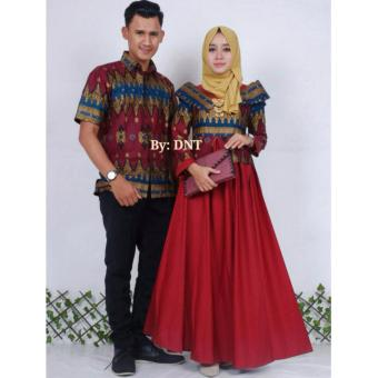 Couple Batik/ Kebaya Couple Princes Jasmine