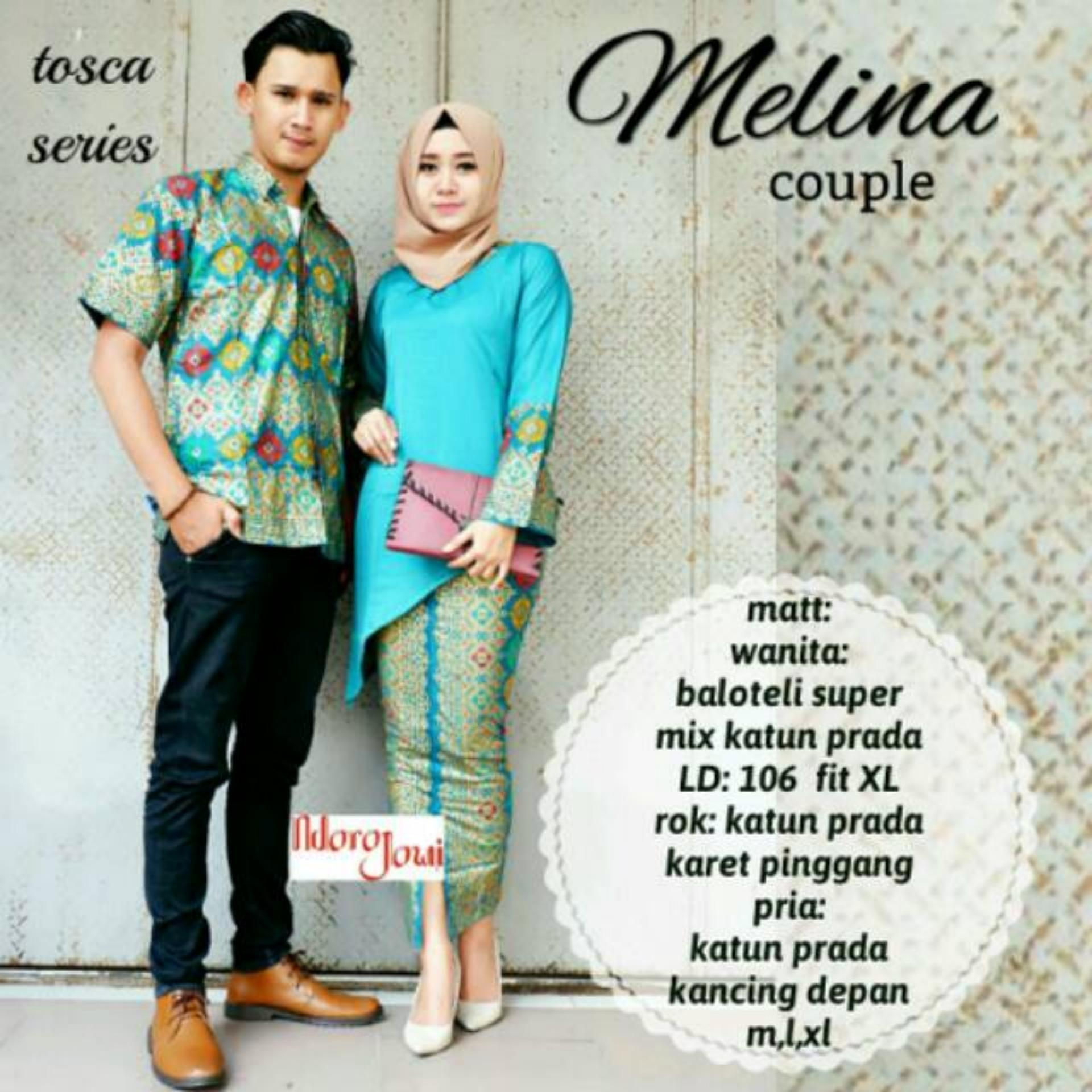 Couple Batik Melina Tosca