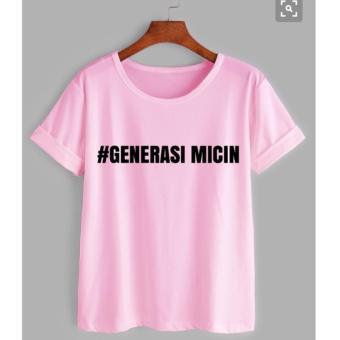 PENDEK Source T Shirt Kaos Wanita Stay Simple Hitam Source Jclothes JCLOTHES Tumblr Tee Kaos Cewe