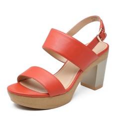 Rp 121.400. Daphne Lemari Sepatu Produk Asli Tebal Bertumit Tinggi Perempuan Sandal ...