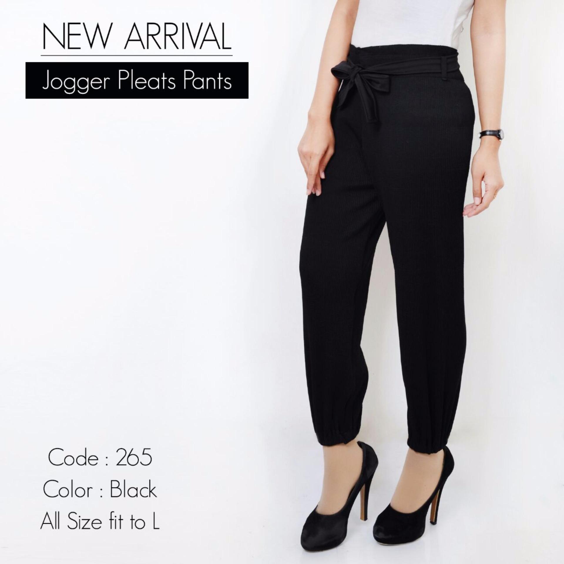 Celana Wanita Cullot Tebal Kulot Premium Trisen Cloth Best Seller High Quality Clothing Plisket Long Pants Bcpj18100 Home Fashion Delinks Jogger Bcpj18112