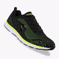 Diadora Fiorelo Men's Running Shoes - Hitam