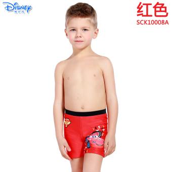 Pencarian Termurah Disney anak-anak baju renang anak celana (SCK10008A merah untuk mengirim berenang lap + topi renang + + kacamata) Harga Penawaran