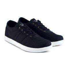 Sepatu VD 442 Sepatu Sneakers Kets dan Kasual Pria 461 487 - Hitam